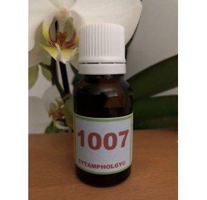 1007 Qualité de la lymphe